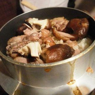 鶏釜飯(お寿司と焼鳥きっちん 祐星 小阪店 )