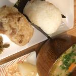 豚汁セット 季節限定メニュー