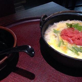 明太子+納豆(お通 新宿歌舞伎町店 )