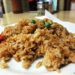 チキンライス(お食事処 すゑひろ)