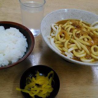 小ライス(お食事処 すゑひろ)