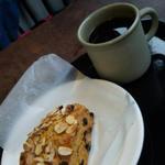 お好きなパン&ドリンク ブルーベリースコーン