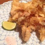 天然舞茸の天ぷら