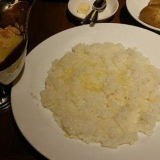 ミックス(海老・あさり・チキン)カレー+チーズトッピング