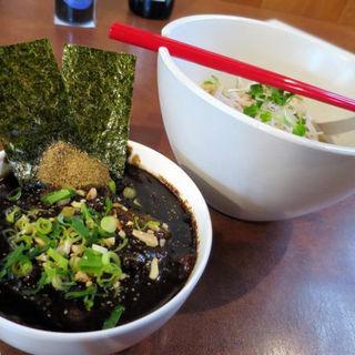 ワイルドアメリカンカレーつけ麺(カウボーイカレー (COWBOY CURRY))