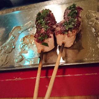 秋刀魚の塩焼き(かけはし 本店)