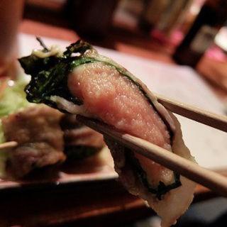 レタス明太チーズ(かじしか )