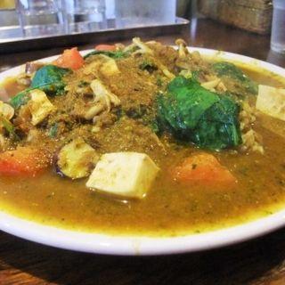野菜カレー(カシミール)