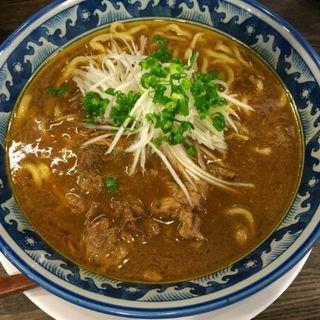 牛スジ煮込みカレー麺(カシムラ )