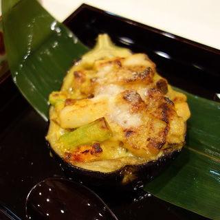 米なすの白味噌グラタン(かず総)