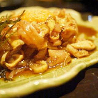 ムネ肉のたたき(かちがらす 福島店 )