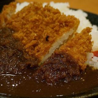 カツカレー(かつ処 季の屋 姫路 リバーシティ店 )