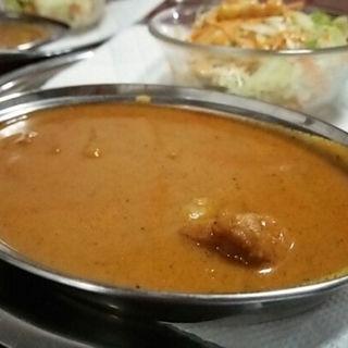 チキンカレー(カトマンドゥ・キッチン )