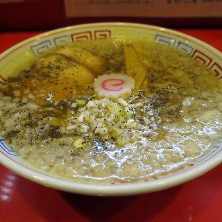 中華そば(ニボトン)(カドヤ食堂 今福鶴見店 )