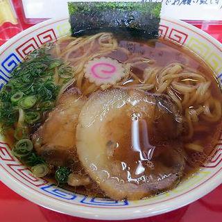 中華そば(カドヤ食堂 今福鶴見店 )