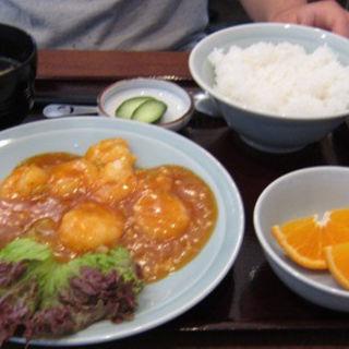 エビチリ定食(カナメ (kaname))