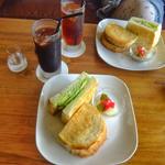 アボカドシュリンプサンド(カフェ アネラ (Cafe Anela))