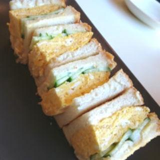 卵サンド(カフェ アリエッティ (Cafe ARRIETTY))