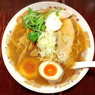 味玉中華そば(つけ麺 結心 )