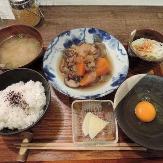 すき焼き風煮(カフェ ビアレッタ (caffe vialetta))