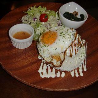 ひき肉と野菜のトマトチーズ煮込み(カフェ ブースト (cafe BOOST))
