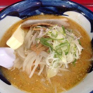 味噌バターラーメン(カムイ 大正店 )