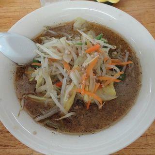 塩タンメンのAセット(カムイミンタラ )