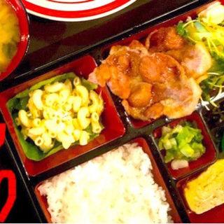 生姜焼き定食(カヤシマ )