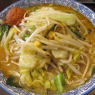 辛味噌タンメン(カラ助 )