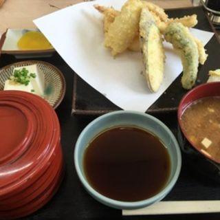 天麩羅定食(カレーの店 路)