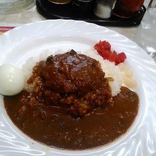 ポークカレー+コロッケ(カレーハウスT&A)