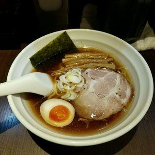 醤油ラーメン(らーめん豊樹)