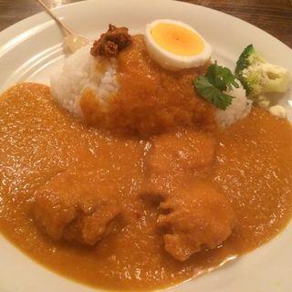 チキンクリームカレー(カレー食堂 リトル・スパイス (LITTLE SPICE))
