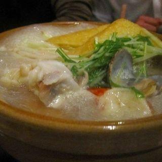 海鮮鍋(かんきち 福井下馬店 )