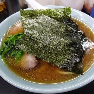 並チャーシュー麺(がんこ亭氷取沢本店)