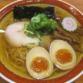 ラーメン煮玉子入り(きく屋 )