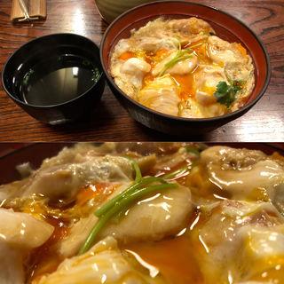 特上親子丼(鳥ふじ (とりふじ))