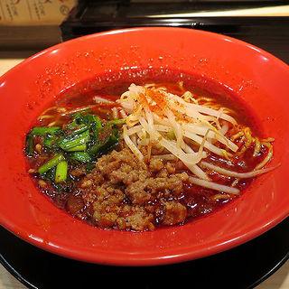 醤油担担麺(きたはち担担 北野八番亭 大阪駅前第3ビル店 )