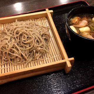 鴨せいろ蕎麦(キッサコ (KISSAKO))