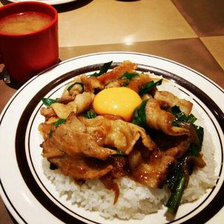 オリエンタルライス(キッチンABC (Kitchen ABC))
