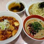 つけ麺(ミニ丼)ランチ