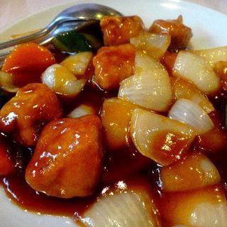 酢豚(クーリン)