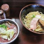 辛つけ麺(麺屋くまがい)