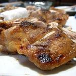 鶏もも焼き