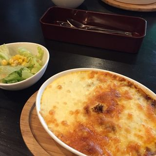 焼きチーズカレー(グリーンピット (Green Pit))