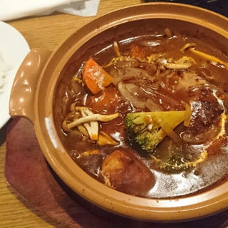 オニオングラタンスープ(グリルラパン)