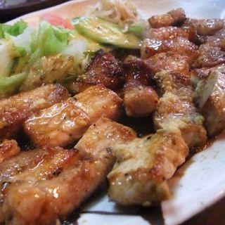 豚生姜焼き(グリル十津川 )