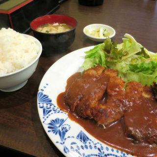 ポークカツレツ(ぐりる池田 )