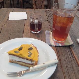 かぼちゃのケーキ(クルクル アトレヴィ巣鴨店 (curu curu))