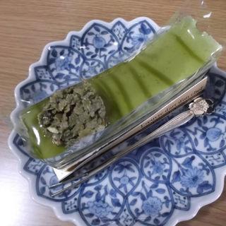 抹茶ティラミス(ケーキハウス ショウタニ)